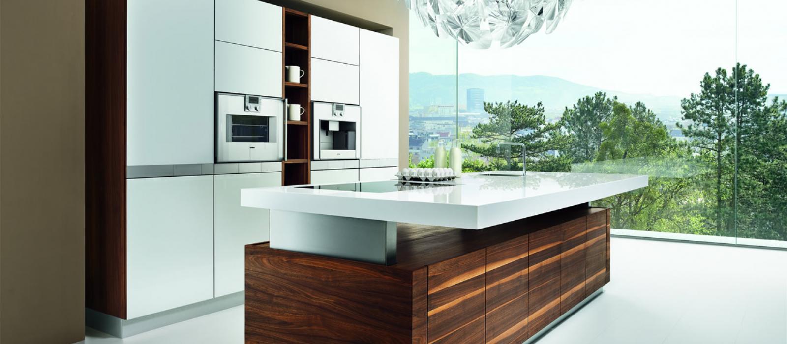 K7 Adjustable Height Kitchen | Team7 Furniture