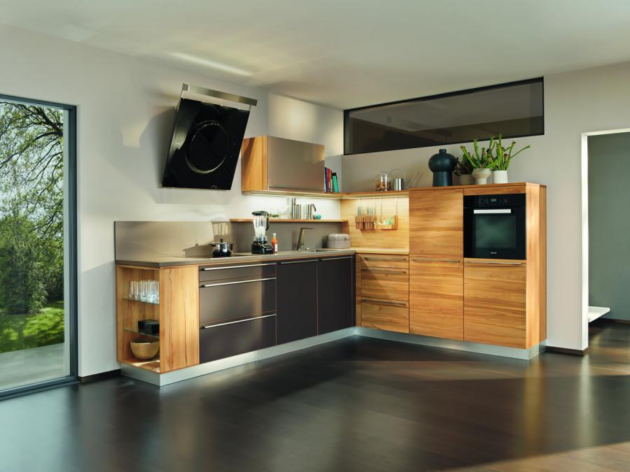 Team 7 transitional kitchen